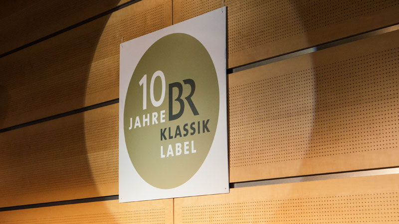 10 Jahre BR-KLASSIK-Label, 21. Oktober 2019 (Foto: Lisa Hinder)