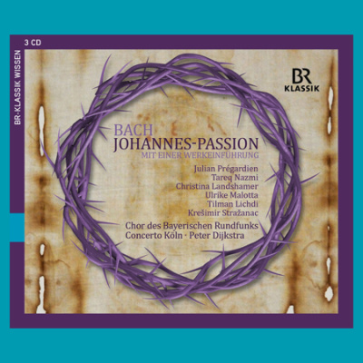 CD-Tipp: Johannes-Passion
