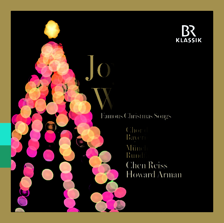 CD-Cover Joy to the world